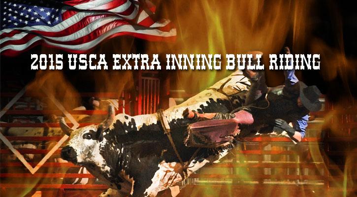2015 USCA Extra Inning Bull Riding