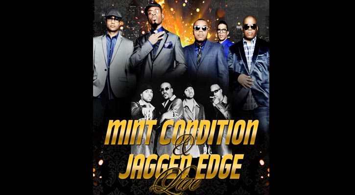 Mint Condition & Jagged Edge