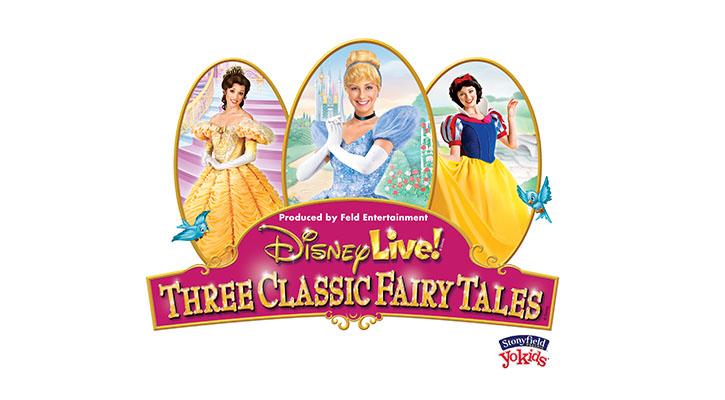 Disney Live! presents Three Classic Fairytales