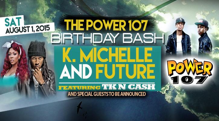 K Michelle & Future