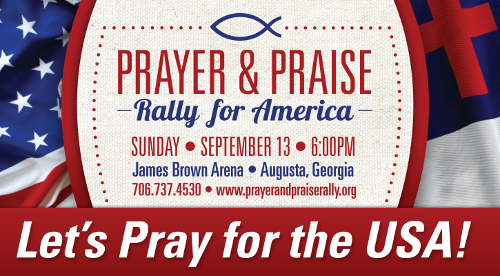 Prayer & Praise Rally For America