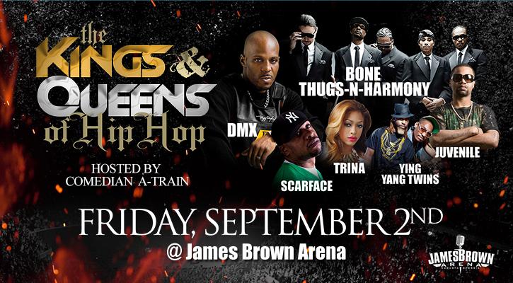 Kings & Queens of Hip Hop