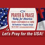 Prayer and Praise Rally