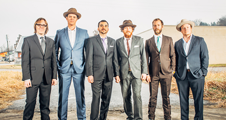 Pops! Presents Steep Canyon Rangers
