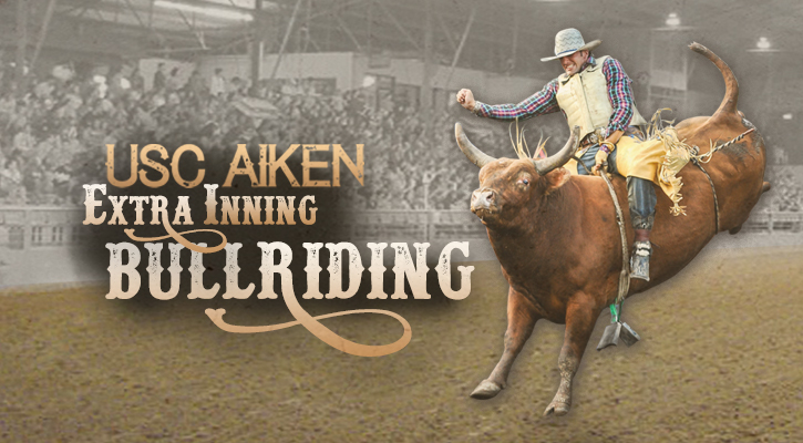 16th Annual USCA Baseball Extra Inning Bull Riding