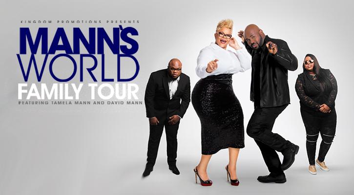 Mann's World Family Tour