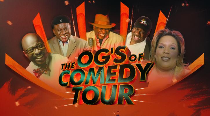 The OG's of Comedy