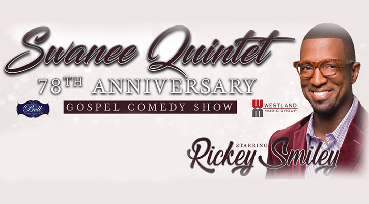 Swanee Quintet Featuring Rickey Smiley