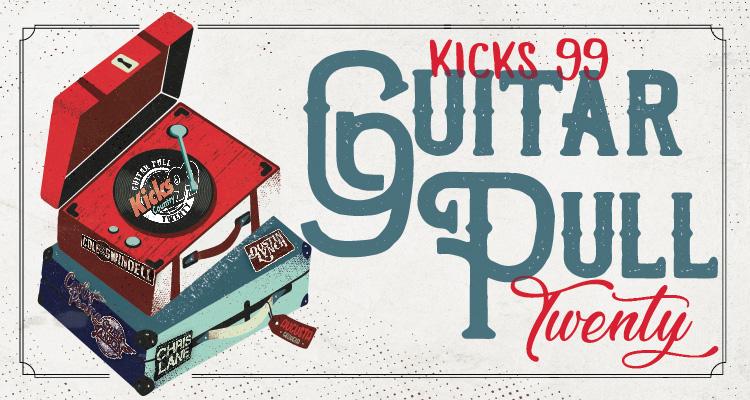 KICKS 99 Guitar Pull