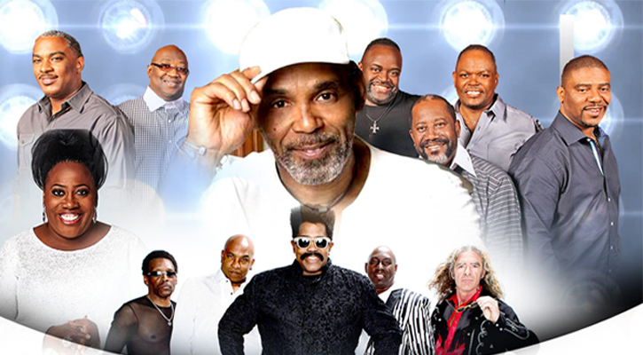 The Legends of Soul Tour with Maze featuring Frankie Beverly