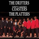 The Drifters, Cornell Gunter's Coasters & The Platters