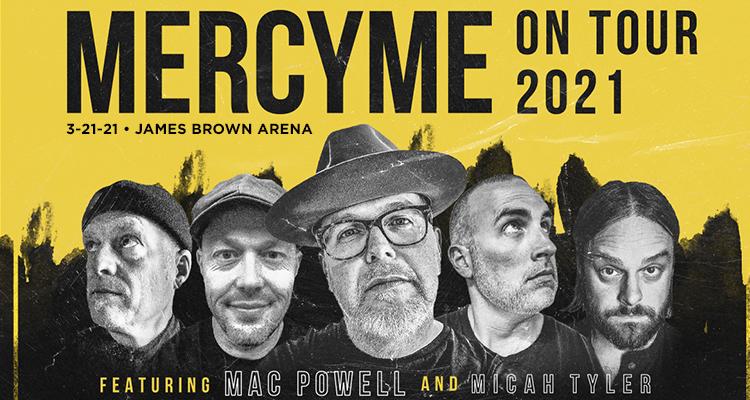 MercyMe on Tour