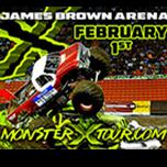 Monster X Tour