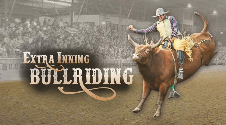 Extra Inning Bull Riding