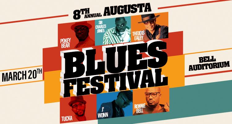 The 8th Annual Augusta Blues Festival