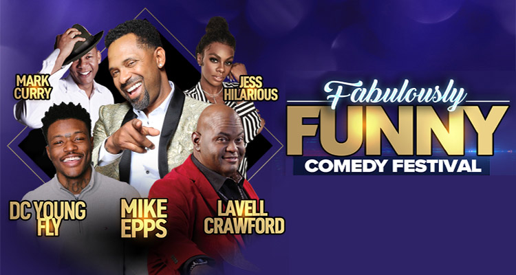 The Fabulously Funny Comedy Festival
