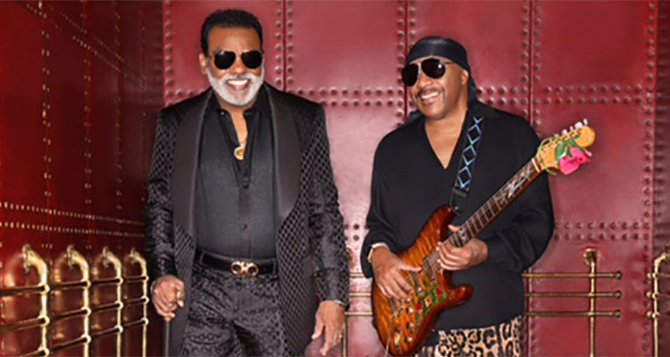 The Isley Brothers- CANCELLED
